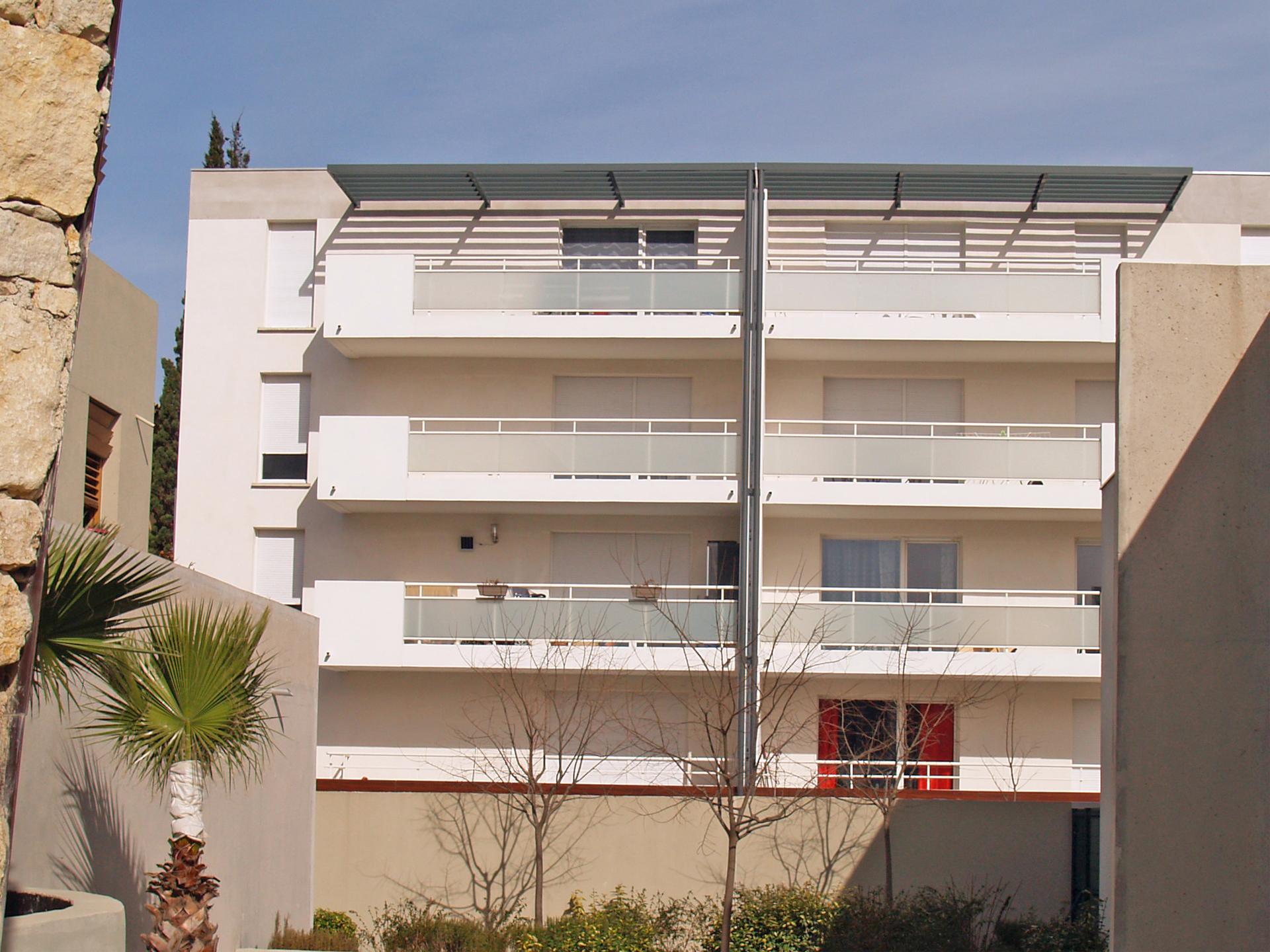 Le Cellanova rue Fontaine Celleneuve à Montpellier