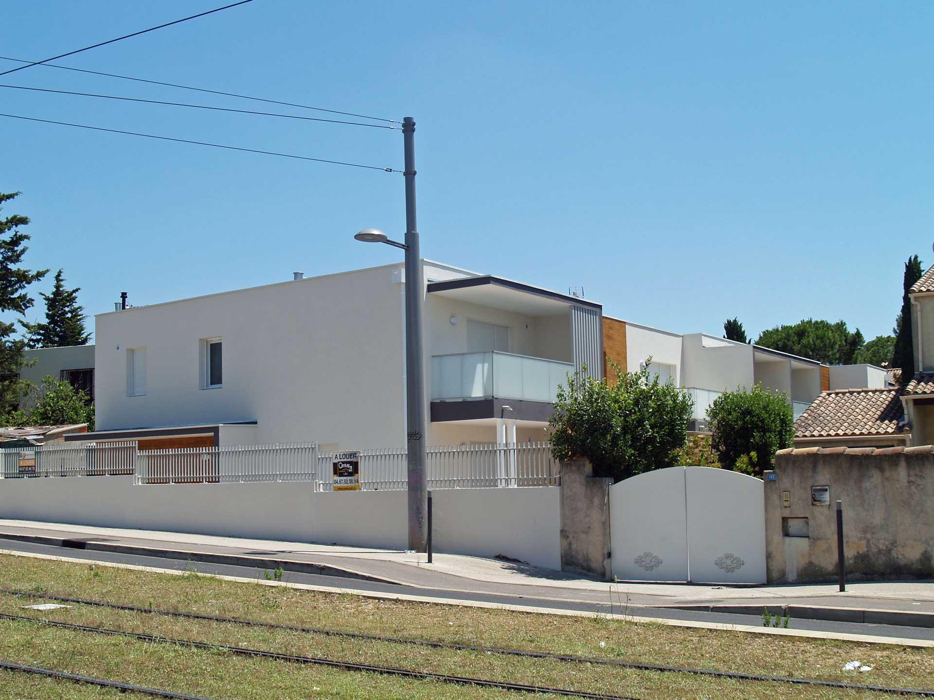 Villa Cannelle av. des Moulins<br>à Montpellier